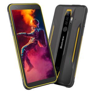 Telephone Incassable BV6300 Blackview Smartphone BV6300 3Go+32Go Android 10 NFC