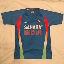 India Nike Cricket Sahara 2011 World Cup Winners Rare Authentic Jersey Size Xxs