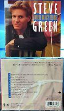 Steve Green - Where Mercy Begins (CD, 1994, Sparrow Records, USA)