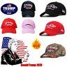 USA Donald Trump 2020 Keep Make America Great Cap President Election Hat Bu