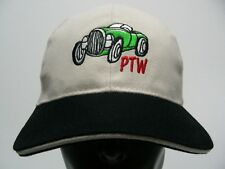 PORTLAND TRANSMISSION WAREHOUSE - TIMKEN MOTORSPORTS - STRAPBACK BALL CAP HAT!