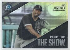 2019 Bowman Chrome Ready for the Show #RFTS-20 Eloy Jimenez Chicago White Sox
