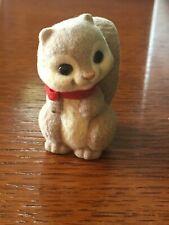 Hallmark Merry Miniature 1992 Gentle Pal Squirrel #3
