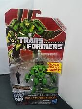 HASBRO TRANSFORMERS GENERATIONS DECEPTICON BRAWL ACTION FIGURE! 2012 NISP