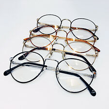 Vintage Round Panto Glasses Frames For Prescription *QUALITY MADE IN ENGLAND*