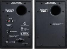NUMARK N-WAVE 360 ACTIVE SPEAKERS (PAIR OF)