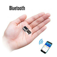 Mini USB Wireless Bluetooth 3.5mm AUX Audio Stereo Music Car Receiver Adapter TO