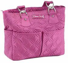 NEW Donna Sharp Elaina Handbag/Shoulder Bag in Raspberry  (SALE!)