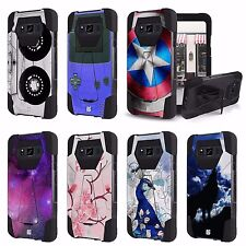 For Galaxy Note 8 SM-N950 Hybrid Armor Kickstand Cover Case IMAGE