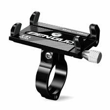 Fahrrad Motorrad Handyhalterung Verstellbarer für 3,5-6,2 Zoll Universal Handy