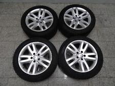 Mercedes W211 S211 W219 W212 S212 Alufelgen Winterreifen 245/45R17 99H 8x17