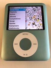 Apple iPod Nano 3rd Generation MB249LL/A 8 GB - Blue