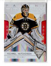 Michael Hutchinson  Titanium Rookie Card #13/70