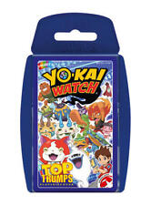 YO KAI WATCH Top Trumps Card Games - New Edition