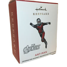 2020 Hallmark Mini Marvel Studios Ant-Man Antman Miniature Ornament