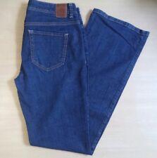 Damen Jeans Hose ESPRIT de.corp Gr 40 W31 L34 blau Bootcut Stretch Denim