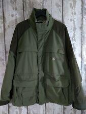 Burton Ronin Jacket Size L Ski Snowboard Green Outdoor