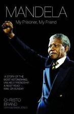 Mandela: My Prisoner, My Friend,Barbara Jones, Christo Brand,Excellent Book mon0