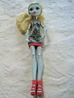 Monster High Lagoona Blue Ghoul's Best Friend Doll