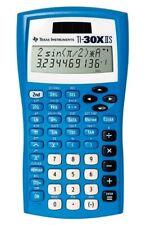 Texas Instruments TI-30X IIS Scientific Calculator BLUE 2 Line  New [ZZ]