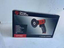 Chicago Pneumatic, Cp7202, Air Angle Rotary Sander, 3 in, 0.2 Hp