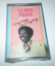 Every Night & Every Day - Lloyd Price (Cassette 198?, Teller) NEW in Shrink-Wrap