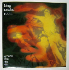King Snake Roost - Ground Into The Dirt - Amphetamine  Reptile Record LP NEW