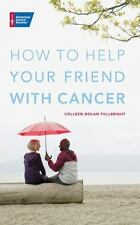 How to Help Your Friend with Cancer-ExLibrary