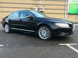 2011 VOLVO S80 SE LUX GEATRONIC 2.4 D5 AUTOMATIC