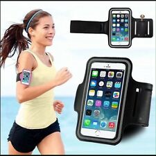 For Apple iPhone 6 Plus Running Jogging Exercise Sports Gym Armband Case Cover