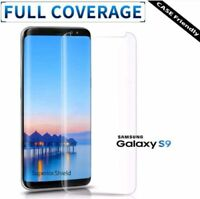 Full Screen Coverage 3D Plastic Film Cover Protector for Samsung Galaxy S9