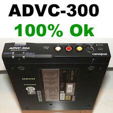 Canopus ADVC-300 VHS- DVD,AVI,MPEG,MP4 Digital Video Converter. Versand sofort.