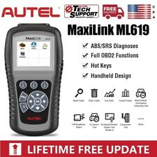 New Autel ML619 Car Auto ABS SRS Airbag OBD2 Diagnostic Scanner Code Reader Tool