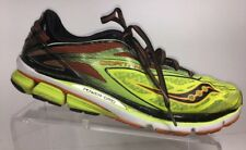 Saucony Men's Shoes Sneakers Cortana 4 Running Size 10.5 Yellow Power Grid