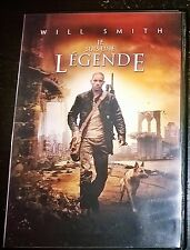 DVD JE SUIS UNE LEGENDE (2007) WILL SMITH