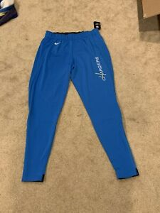XL Light Blue Los Angeles Chargers Dri-Fit Athletic Pants NWT