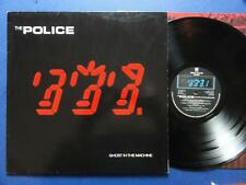 THE POLICE  GHOST IN THE MACHINE A&M 81 uk orig lp nr EX