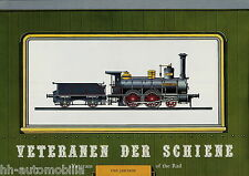 Eisenbahnkalender 1984 Kalender Eisenbahn Lokomotiven calendar rail calendrier