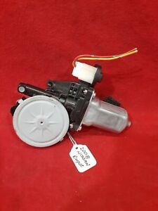 2008 - 2015 Nissan Rogue - Front Right - Window Motor