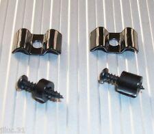 NEW  2 GUIDE CORDES Gotoh style - black  -  pour Fender, Squier