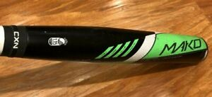 $400 Easton MAKO Youth USSSA Baseball bat 30 19 BEAST XL1 YB15MK yb17mk yb16mk