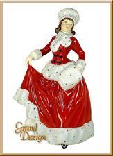 Royal Doulton Christmas Figurine Winter HN5314 - Mint condition