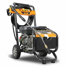 Giantz WASHER-80D-15M-GY 4800 psi Cold Water Pressure Washer