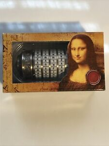 Da Vinci Code Cryptex from Google Contest with Original Shipping Box