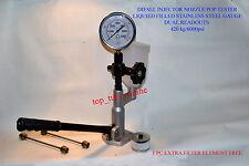 BOSCH GERMANY TYPE Diesel Injector Nozzle Tester Pop Pressure Tester