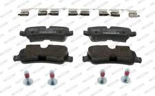 BRAKE PADS REAR - LAND ROVER DISCOVERY SERIES 3 (LR3) 2004+ - 4.0L V6 - FDB4105
