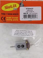 SLOT IT SIMX16 V12/4-23 23,000 RPM HIGH TORQUE MOTOR NEW 1/32 SLOT CAR PART
