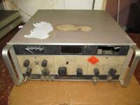 Logimetrics RF Signal Generator Model 750A As Is, Untested, Parts/Repair