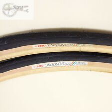 2 x Vintage IRC Japan Triathlon Rennrad Reifen 700 C 622 - 20 mm 127 tpi NOS