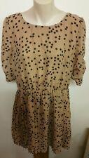 Womens Designer Sz16 Dress Oasis Brand New Rrp90